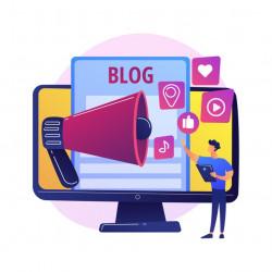 Обслуживание блога