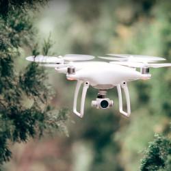 Видео и фотосъемка с воздуха