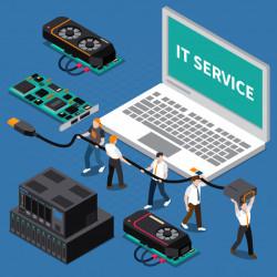 IT услуги в Риге