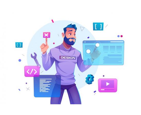 Website development| Ecommerce development | Consultation starting at 0.01 €