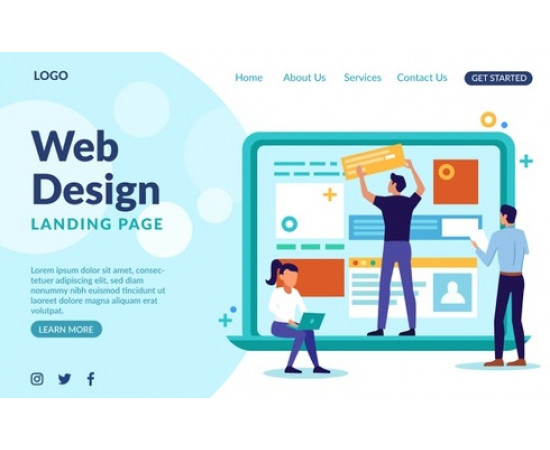 Website design | Riga | Centre