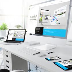 Website creation, website development and web design.