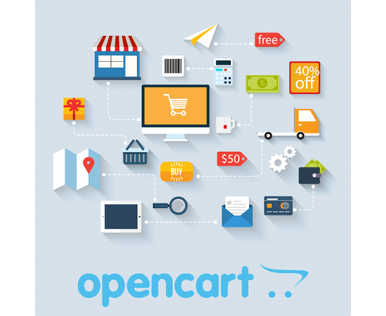 Opencart Website Development | Opencart Latvian language