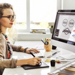 Effective company logo development