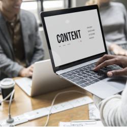 Визуальное оформление контентных страниц