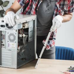 Desktop computer repair in Riga