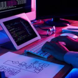 Разработка веб-дизайна - один из самых существенных шагов