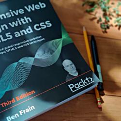 Grāmata Responsive Web Design 2020  HTML5, CSS (Angļu valodā) (408 lpp)