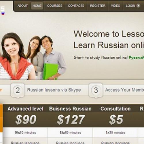 lessonrus.com