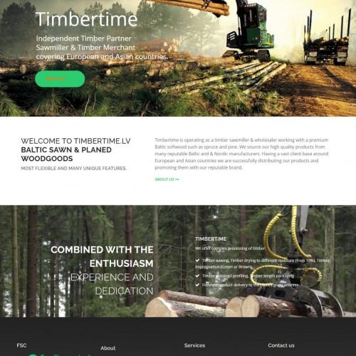 Timbertime.lv