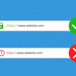 SSL DV sertifikāts priekš interneta veikala - 1 domēns (uz 3 gadiem)