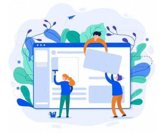 Mājas lapu lapas izstrāde izveide   Разработка сайта   Website development